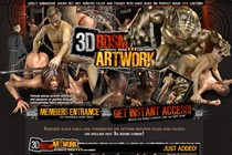 3D BDSM Artwork Review