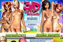 3D Girl Friends Review