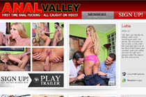 Anal Valley Review