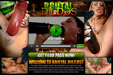 Brutal Dildos