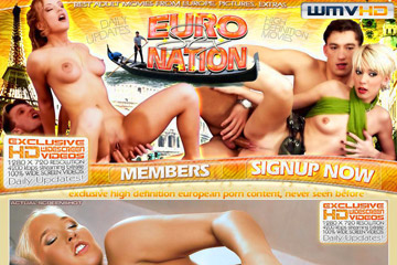 Euro Sex Nation