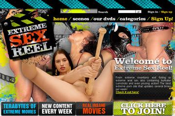 Extreme Sex Reel
