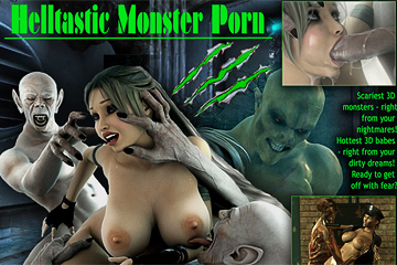 Helltastic Monster Porn