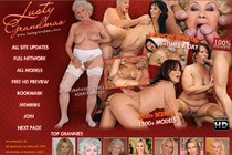 Lusty Grandmas Review
