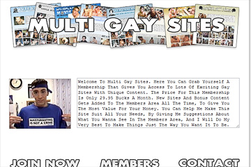 Multi Gay Sites