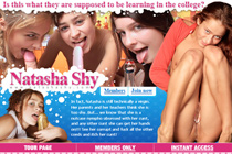 Natasha Shy Review