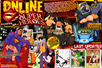 Online Super Heroes Review