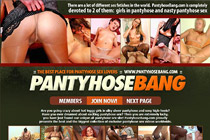 Pantyhose Bang Review