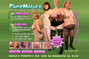Plump Mature