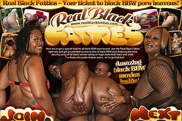 Real Black Fatties