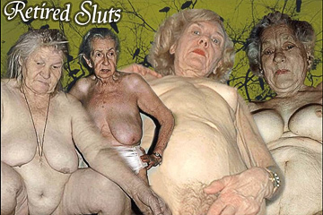 Retired Sluts