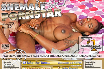 Shemale Pornstar