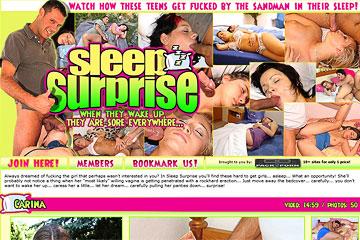 Sleep Surprise
