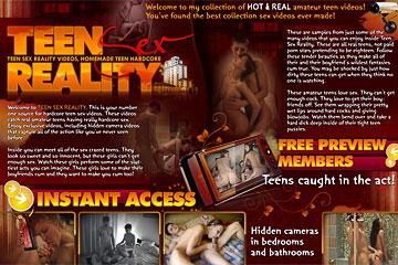 Teen Sex Reality