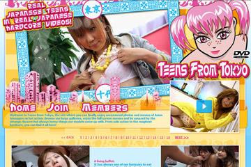 Ethnic Featured Hairy Tokyo Teens 29